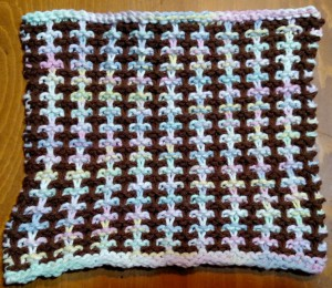 Dishcloth-Ladder